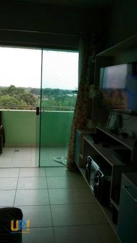 Apartamento com 3 dormitórios à venda, 107 m² por R$ 520.000 - Morada do Sol - Rio Branco/ - Foto 2