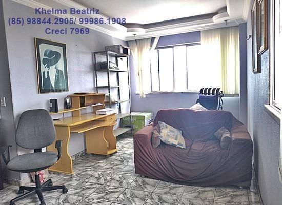 Apartamento 100m², nascente total, andar alto - Centro - Foto 4