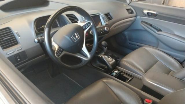Honda Civic LXL 2010 - Unico Dono - Impecavel - Foto 5