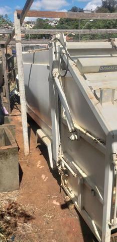 Coletor Compactador de Lixo CP-15