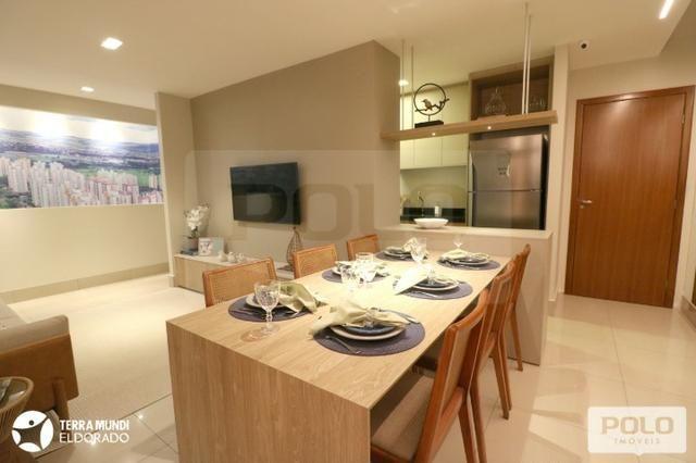 Apartamento 2 quartos com suíte Bairro Eldorado - Foto 2