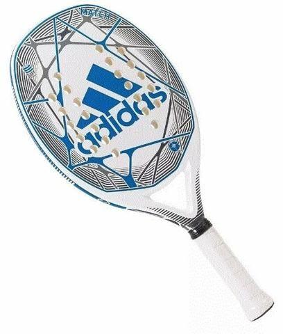 Raquete beach tennis Adidas promoção pagamento a vista