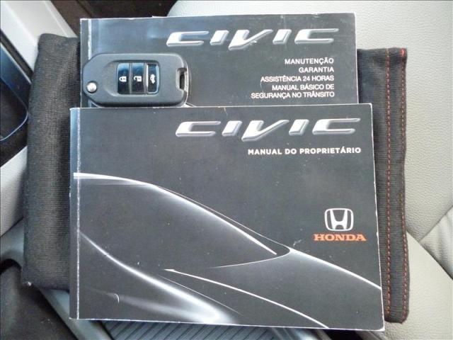 Honda Civic 1.8 Lxs 16v - Foto 6