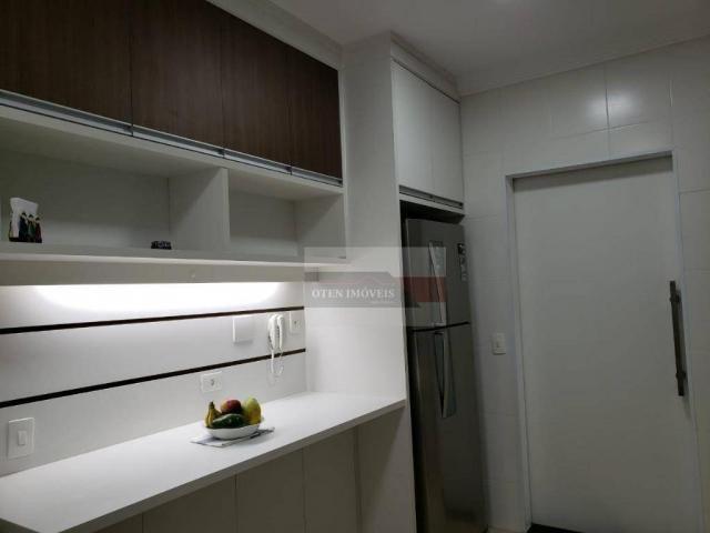 Apartamento com 3 dormitórios à venda, 156 m² por r$ 700.000 - jardim das indústrias - são - Foto 8