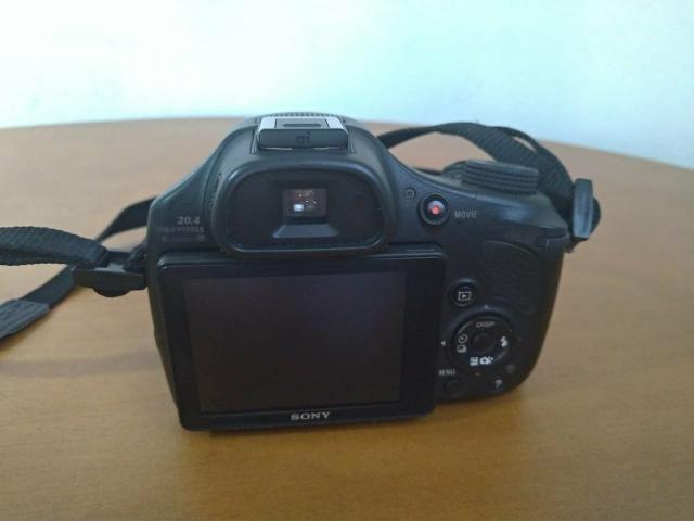 Camera Sony HX400V - Foto 4