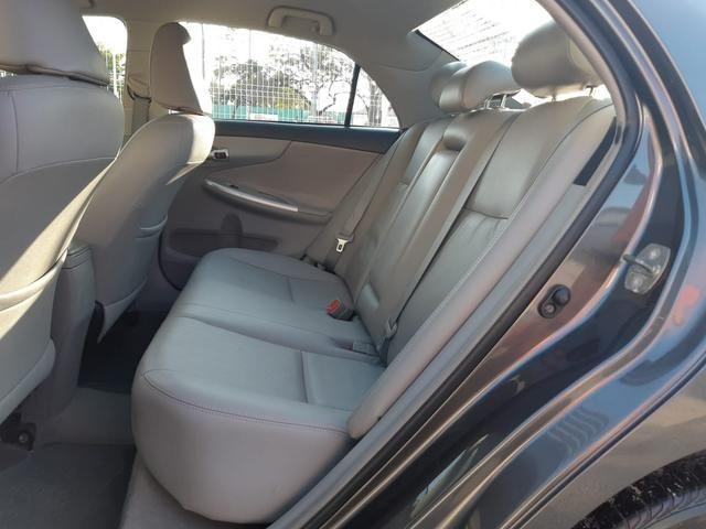 Toyota Corolla XEI 2.0 flex, automático, completo, couro - Foto 6