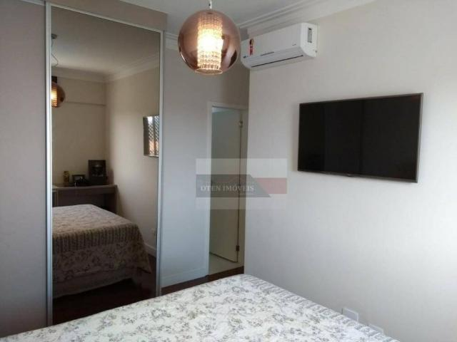 Apartamento com 2 dormitórios à venda, 75 m² por r$ 450.000 - jardim das indústrias - são  - Foto 9