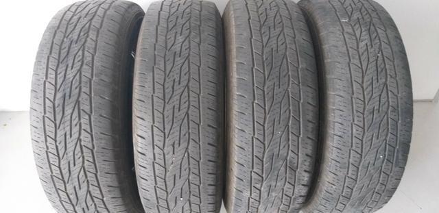 4 pneus de camioneta - Foto 6