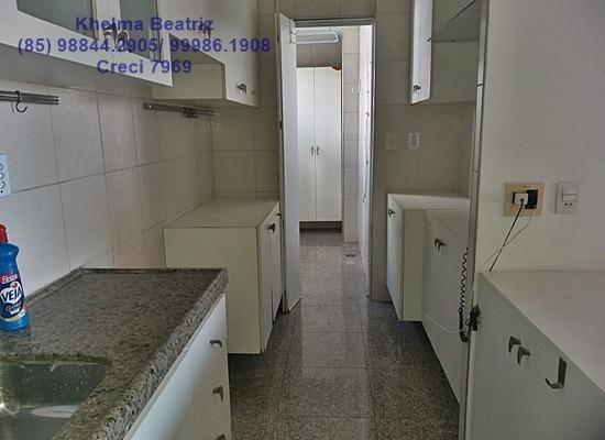 Apartamento. 72m², 2 suítes, closet, 2 vagas - Cocó - Foto 13