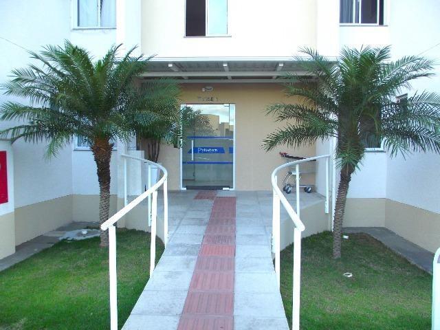 Apartamento 02 dormitórios mobiliado praia do Quilombo - Foto 4