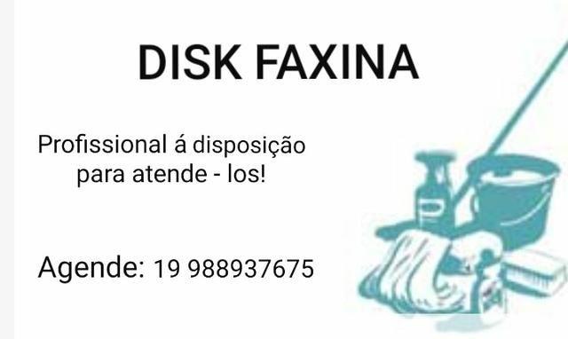 Disk faxina
