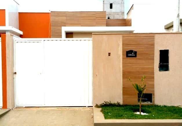 NA Conceição, Atenção- Casas Linda, Com Laje e Suíte, Financia, 138Mil Mi Ligar 992908888