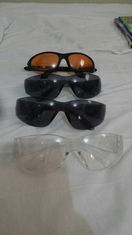 f3949e2bffeb3 Kit EPI 4 óculos - Outros itens para agro e indústria - Parque ...