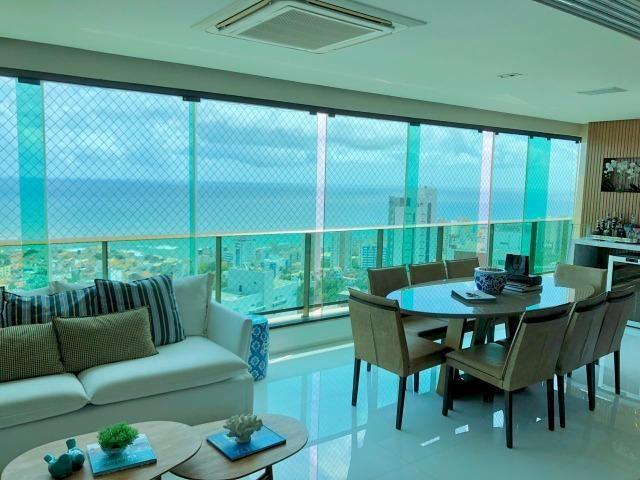 Apartamento 3 Quartos Horto Florestal 181 m² Vista Mar