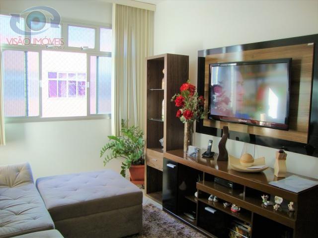 Apartamento à venda com 3 dormitórios em Jardim da penha, Vitória cod:1246