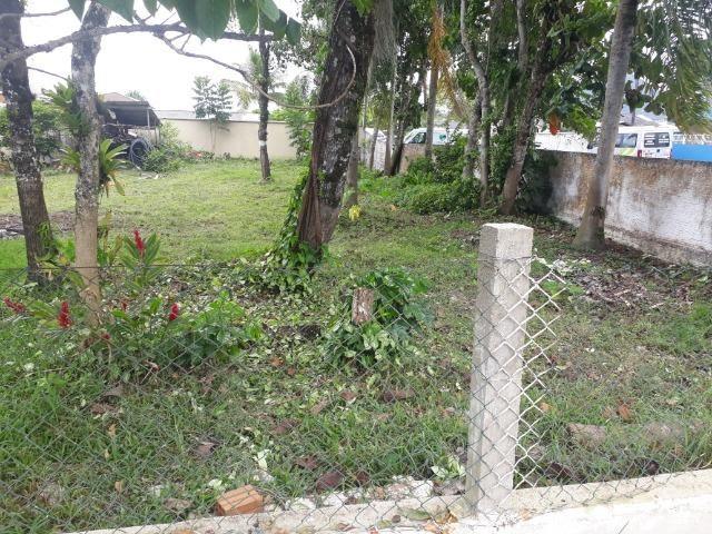 Vendo terreno de esquina aceito veículo de entrada, troco por terreno em Piraquara - Foto 2