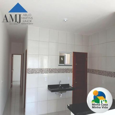 Casa no Ancuri com portão duplo por R$ 145 mil - Foto 6