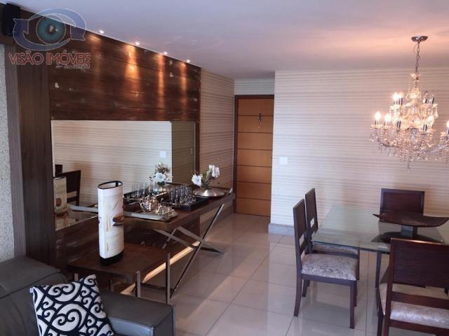 Apartamento à venda com 4 dormitórios em Praia do suá, Vitória cod:1596 - Foto 3