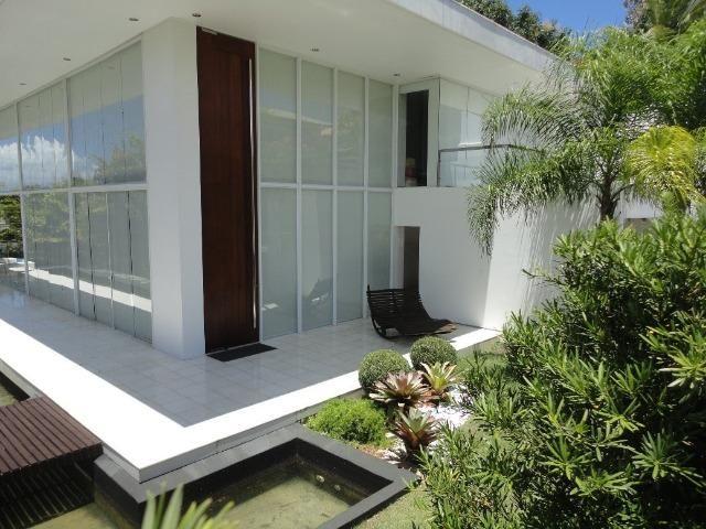 Linda Casa Duplex Costa Verde Decorada 4 suítes 1250m2 vista lago piscina Oportunidade