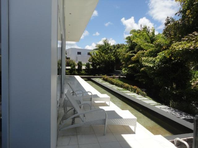 Linda Casa Duplex Costa Verde Decorada 4 suítes 1250m2 vista lago piscina Oportunidade - Foto 7