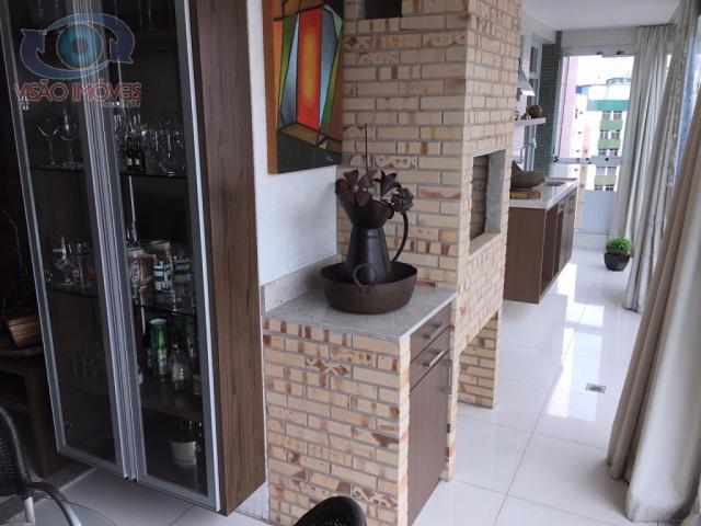 Apartamento à venda com 4 dormitórios em Praia do suá, Vitória cod:1596 - Foto 6