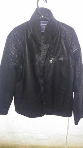 d8e9287be Jaqueta couro legítimo nunca usada tamanho p - Roupas e calçados ...