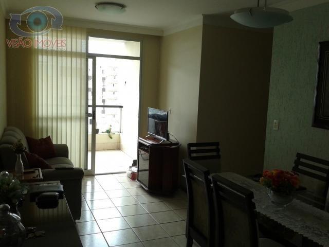Apartamento à venda com 3 dormitórios em Jardim camburi, Vitória cod:1095 - Foto 5