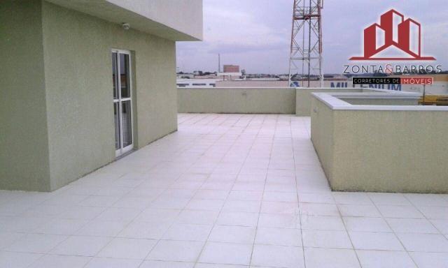 Apartamento à venda com 2 dormitórios em Nações, Fazenda rio grande cod:AP00010 - Foto 9