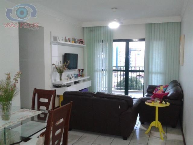 Apartamento à venda com 3 dormitórios em Jardim camburi, Vitória cod:1012 - Foto 2