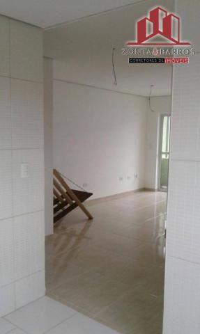 Apartamento à venda com 2 dormitórios em Nações, Fazenda rio grande cod:AP00010 - Foto 4