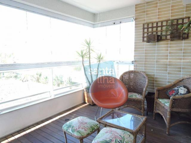 Apartamento residencial à venda, campeche, florianópolis - ap0705 - Foto 8