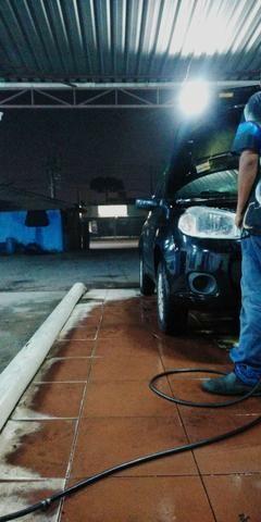 Ponto lava car na rua do shopping sjp TOrro