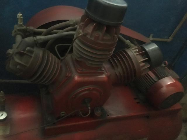 Compressor wayne schulz 40 pés 10 hp