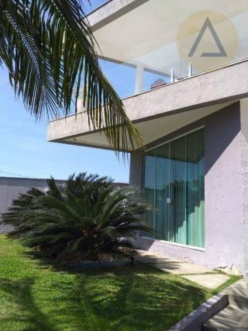 Casa para alugar, 500 m² por r$ 8.000,00/mês - mar do norte - rio das ostras/rj - Foto 11