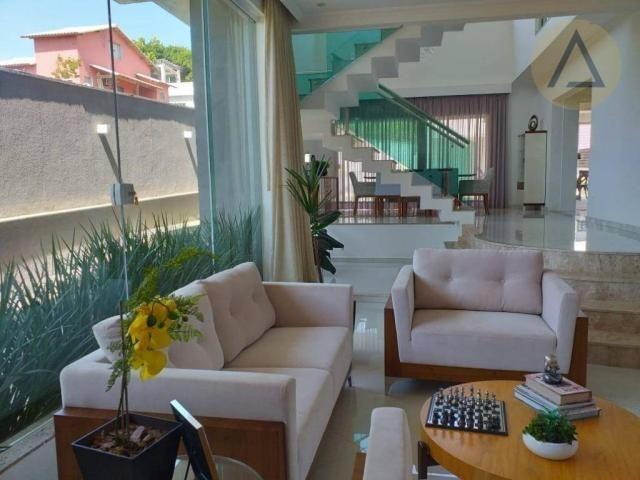 Casa para alugar, 500 m² por r$ 8.000,00/mês - mar do norte - rio das ostras/rj - Foto 20