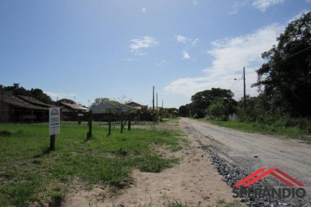 Terreno limpo de esquina c/ 384m², baln. uirapuru - Foto 5
