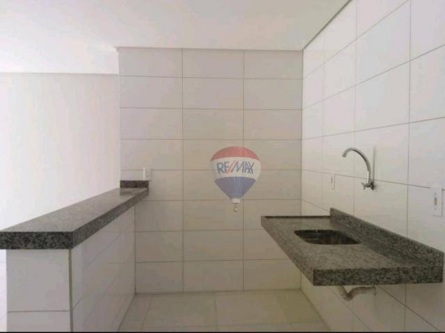 Apartamento com 3 dormitórios para alugar, 75 m² por r$ 900/mês - lagoa seca - juazeiro do - Foto 2