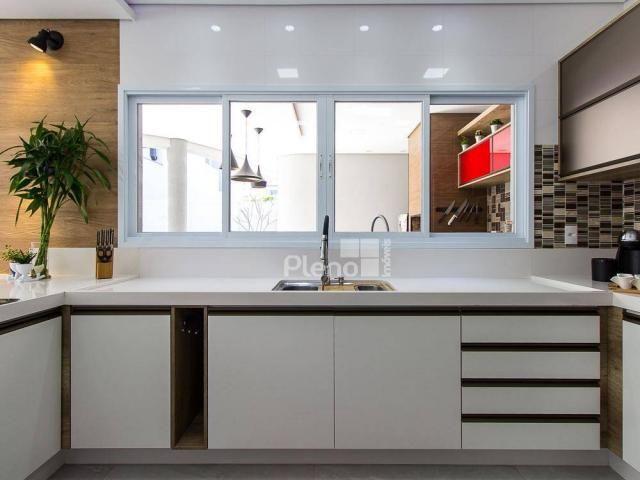 Casa com 4 dormitórios à venda, 283 m² por R$ 1.850.000,00 - Swiss Park - Campinas/SP - Foto 13