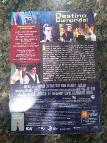 SÉRIE SMALLVILLE EM DVD ORIGINAL TEMPORADAS 2 A 10 - Foto 4