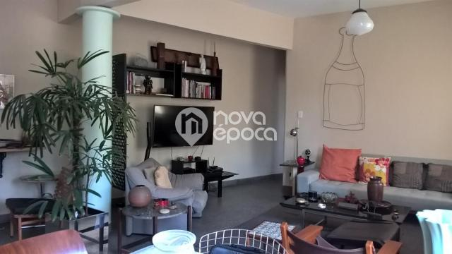 Apartamento à venda com 3 dormitórios em Cosme velho, Rio de janeiro cod:FL3AP36506 - Foto 2