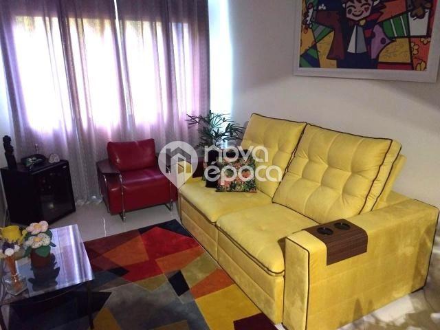 Casa de vila à venda com 2 dormitórios em Del castilho, Rio de janeiro cod:ME2CV33962