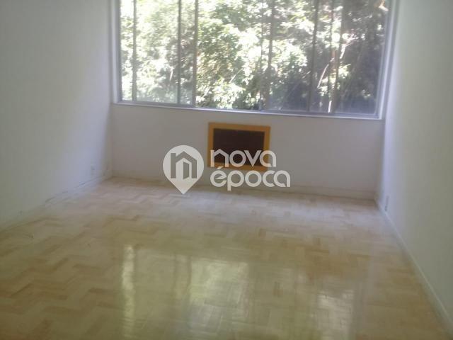 Apartamento à venda com 2 dormitórios em Cosme velho, Rio de janeiro cod:FL2AP32089 - Foto 2