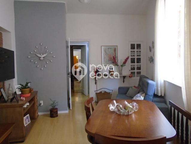 Apartamento à venda com 2 dormitórios em Cosme velho, Rio de janeiro cod:FL2AP35758 - Foto 2