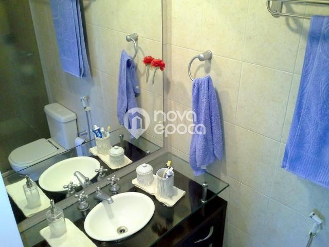 Apartamento à venda com 3 dormitórios em Cosme velho, Rio de janeiro cod:LB3CB26548 - Foto 14