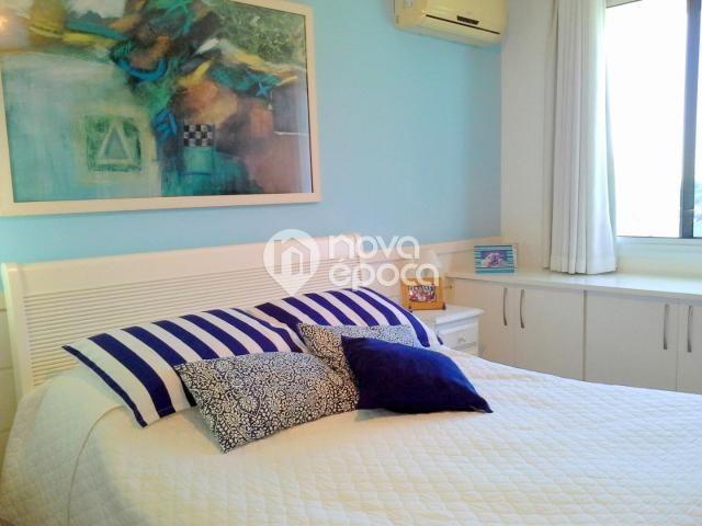 Apartamento à venda com 3 dormitórios em Cosme velho, Rio de janeiro cod:LB3CB26548 - Foto 11