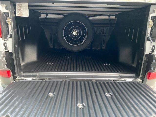 Fiat Strada 1.4 Freedom CD Três Portas (Flex) Completa Zero Km 2020 - Foto 16