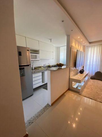 Apartamento 2 quartos sendo 1 suite opção mobiliado - Portal de Itaipu - Foto 11