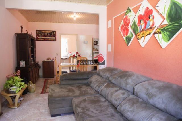 8287   casa à venda com 3 quartos em conradinho, guarapuava - Foto 6