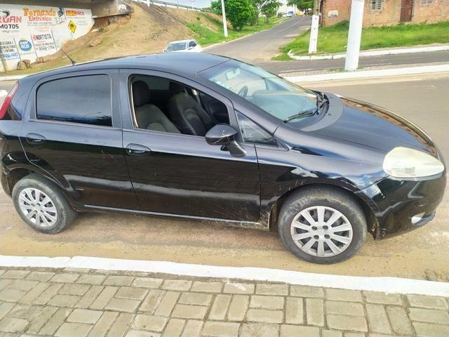Fiat punto elx 1.4 09/10 completo