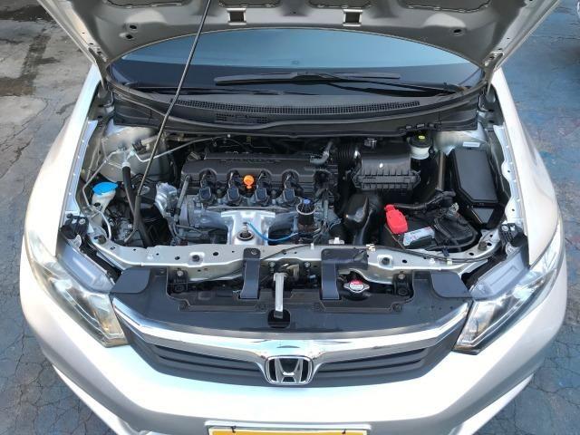 Civic LXS 1.8 Flex Automático - Foto 8